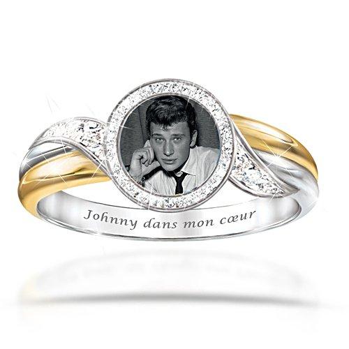 Johnny dans mon coeur