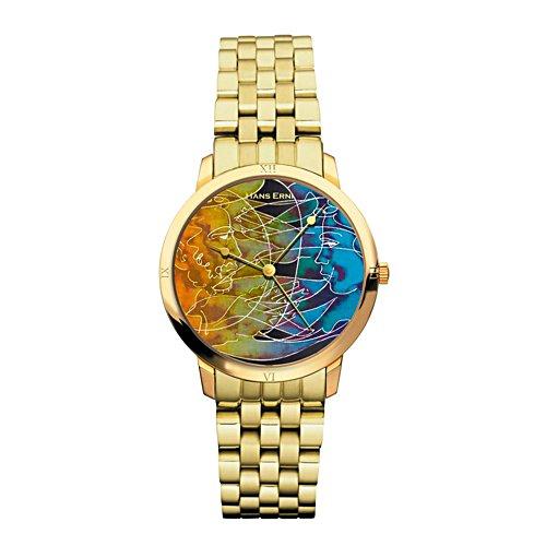 Puls der Zeit - Damen-Armbanduhr