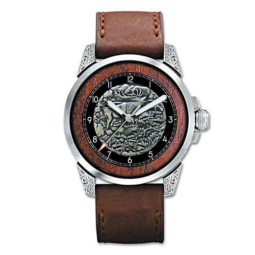 König der Wälder – Armbanduhr