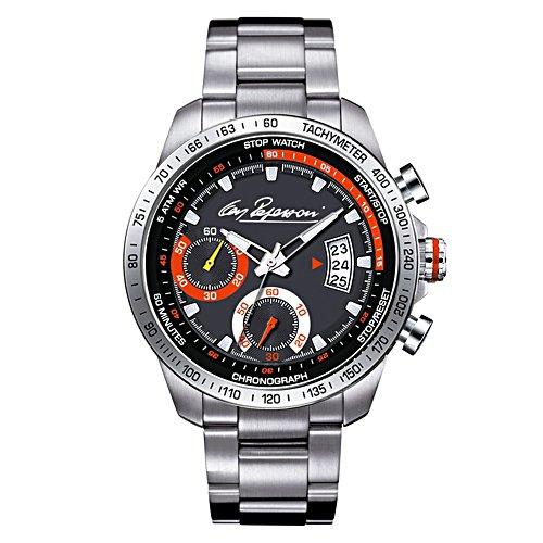 """Die Armbanduhr """"Clay Regazzoni - Ein Leben am Limit"""""""