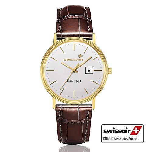 "Die Armbanduhr ""SWISSAIR CLASSIC"""