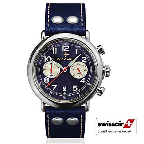 Swissair: Pilot Edition – Armbanduhr