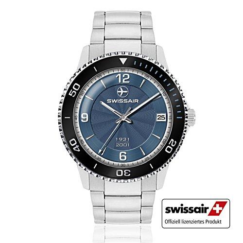Swissair 1931-2001 - Armbanduhr