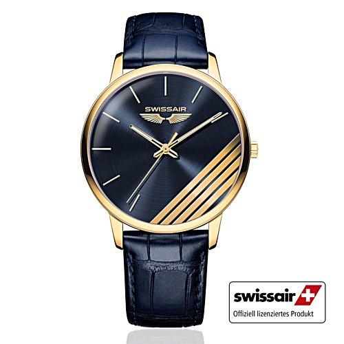 SWISSAIR Capitaine – Armbanduhr