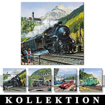 Schweizer Lokomotiven, die Geschichte schrieben