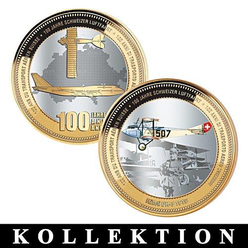 100 Jahre Schweizer Luftfahrt
