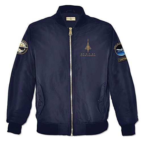SPIRIT OF CONCORDE - Blouson d'aviateur