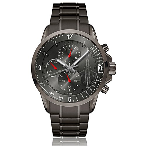 Die Armbanduhr F5 TIGER II