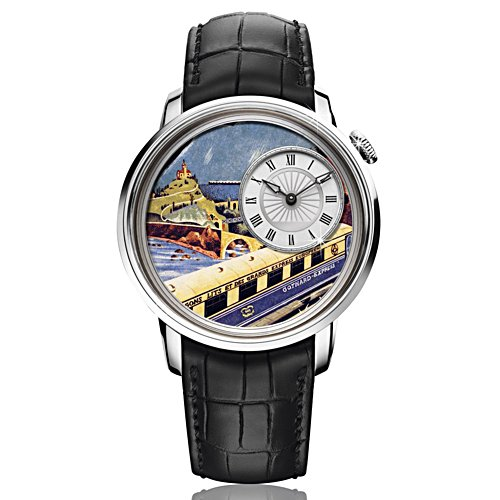 Gotthard Pullman Express – Armbanduhr