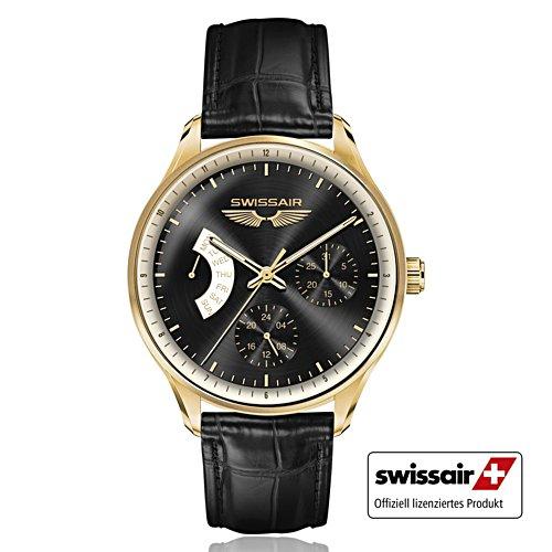 Swissair Nostalgie Armbanduhr