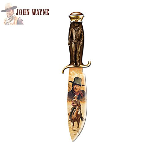 John Wayne: An American Legend Knife Replica
