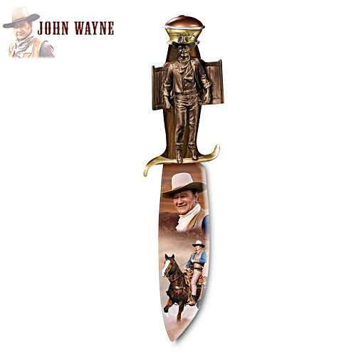 John Wayne: Western Legend Knife Replica
