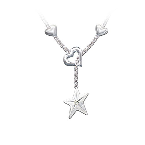 """My Granddaughter, My Shining Star"" Pendant"