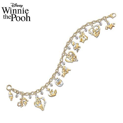 'Winnie The Pooh & Friends' Charm Bracelet