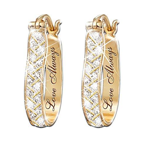 In het teken van de liefde – Diamant-Ohrringe