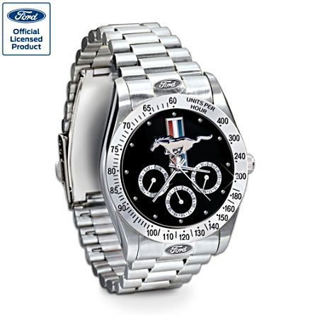 Official Ford Mustang Men's Watch