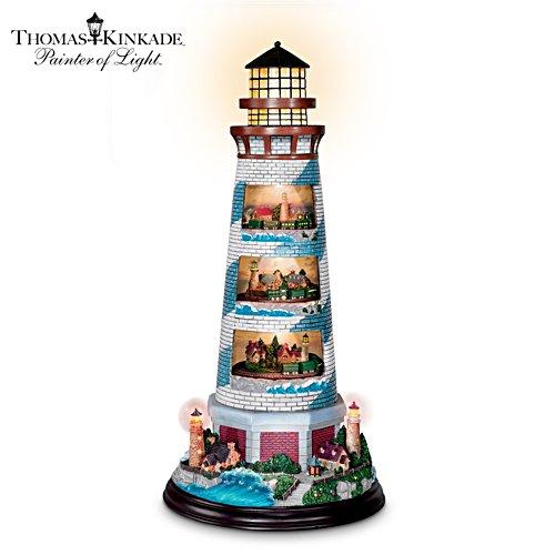 Thomas Kinkade – Tour de lumière