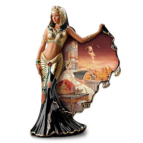 'Cleopatra: Nile Goddess' Figurine