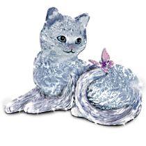 """""""Smitten Kitten"""" Figurine"""