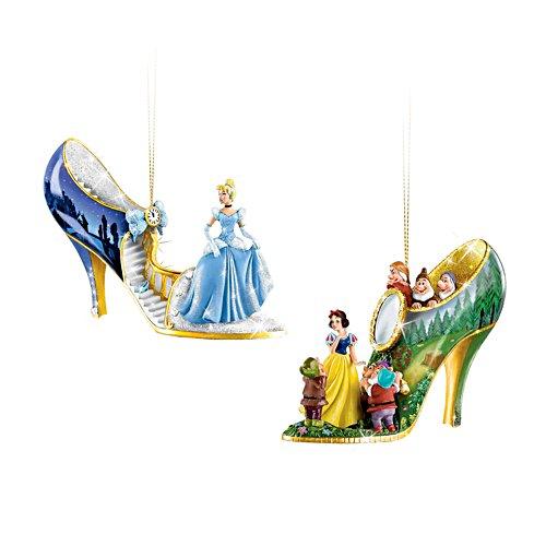 Es war einmal ein Schuh – Disney Ornament-Kollektion