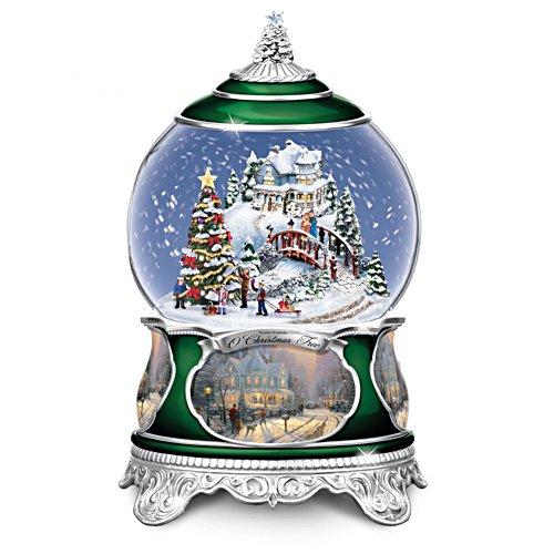 La palla di neve Oh Albero