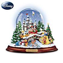 'An Old Fashioned Disney Christmas' Snowglobe