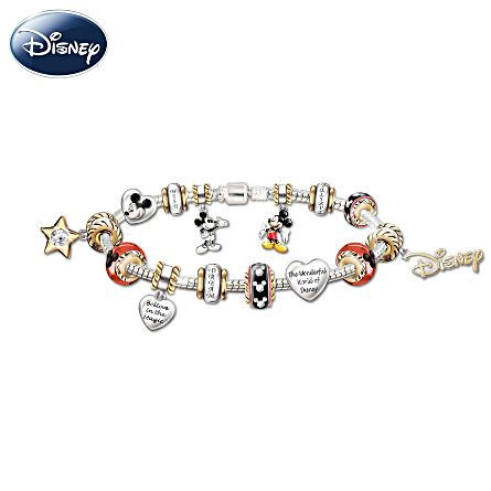 Walt Disney 110th Anniversary Celebration Women's Bracelet