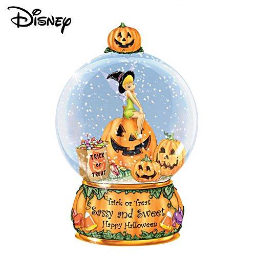 Trick or Treat,Sassy or Sweet, Happy Halloween Water Globe
