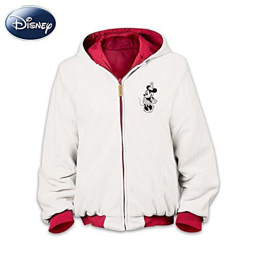 Disney Mickey And Minnie Reversible Jacket