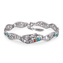 """Spirit Of The Eagle"" Bracelet"