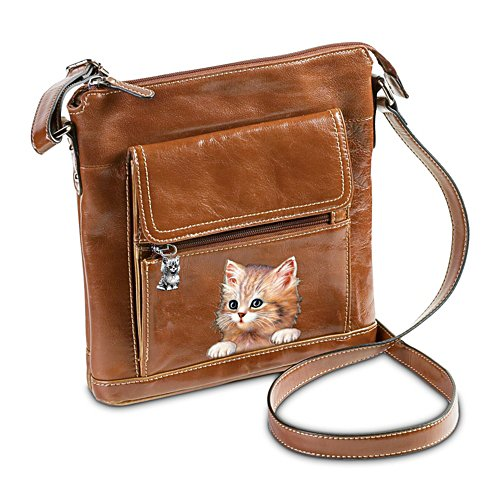 'Kitten Couture' Crossbody Bag