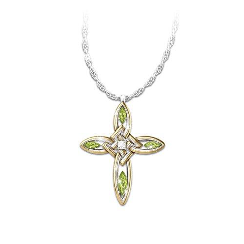 'Infinite Blessings' Diamond Pendant