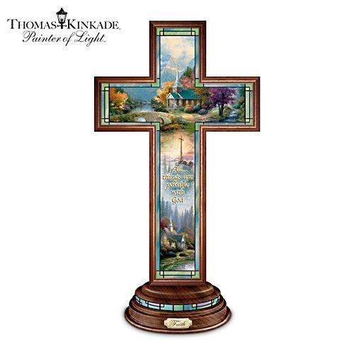 Thomas Kinkades Kreuz des Glaubens
