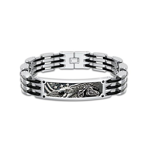 Ride Hard, Live Free – Born To Ride armband
