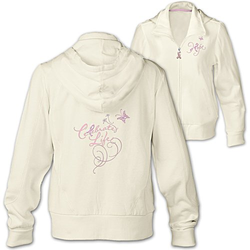 """Celebrate Life"" Breast Cancer Support Jacket"