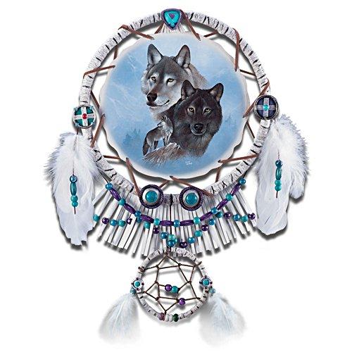 Mitternachtswolf – Traumfänger