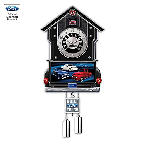 Ford F-Series Wall Clock