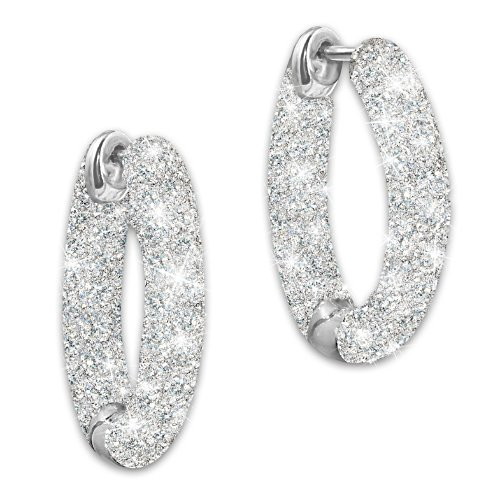"""Love's Whisper"" Diamond Earrings"
