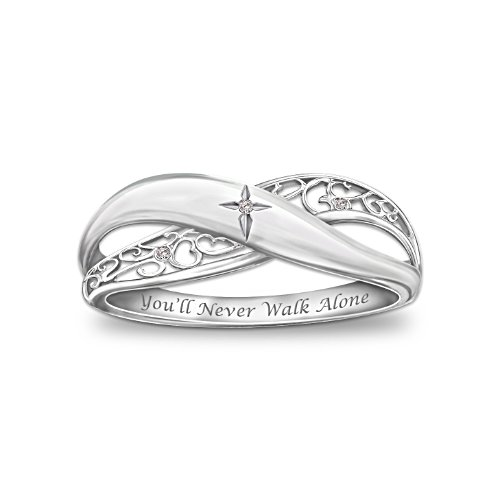 'Pure Faith' Diamond Ring