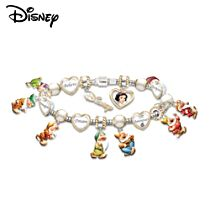 Disney Snow White 75th Anniversary Women's Charm Bracelet