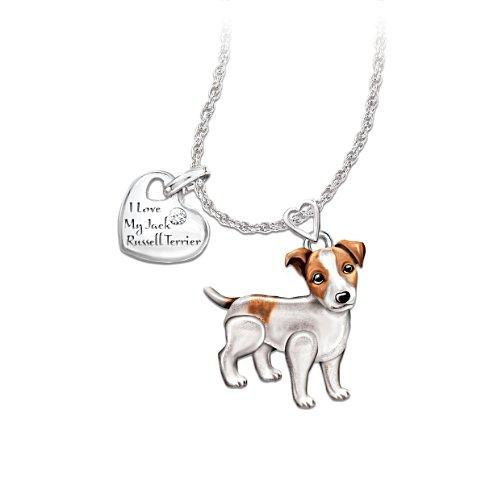 Ich liebe meinen Jack Russell – Hunde-Anhänger