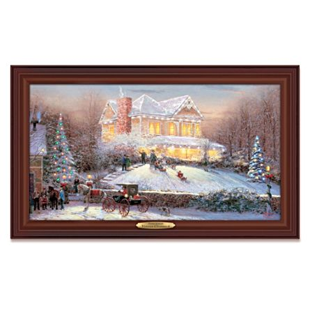 Thomas Kinkade – Viktoriansk jul