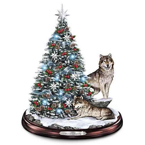 L'arbre de Noël « Sa majesté l'hiver »