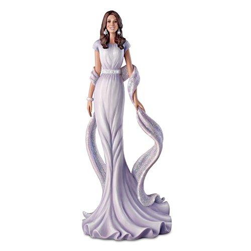 Kate Middleton Red Carpet Figurine