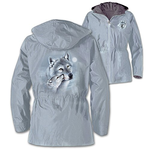 """Guardians Of The Wild"" Ladies' Jacket"
