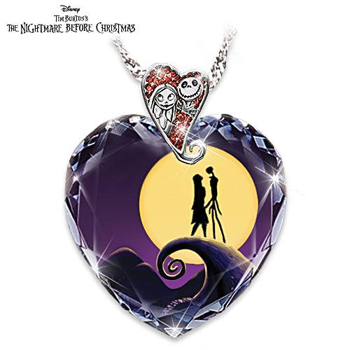 Disney Tim Burton's The Nightmare Before Christmas Pendant Necklace