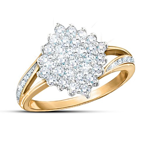 """Diamond Delight"" Ring"