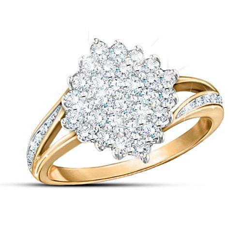 """Diamond Delight"" Ring"