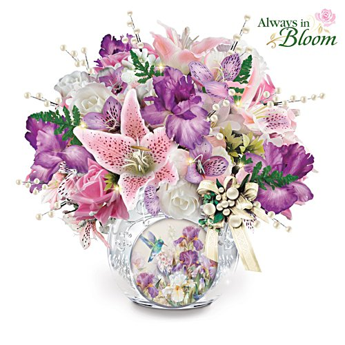 Lena Liu Always In Bloom Centrepiece