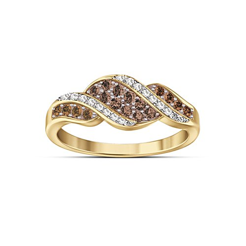 Zoete verleiding diamantring